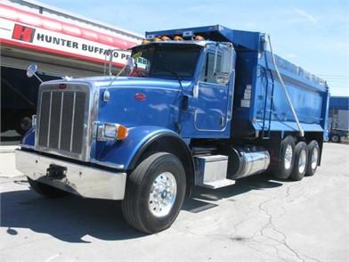 PETERBILT 367 Dump Trucks For Sale - 77 Listings