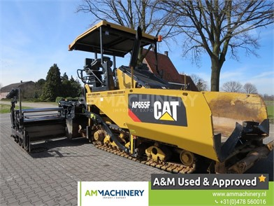 A&M Machinery | Construction Equipment For Sale - 4 Listings