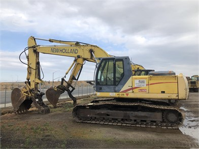 NEW HOLLAND EC215 For Sale - 3 Listings   MachineryTrader.com - Page on