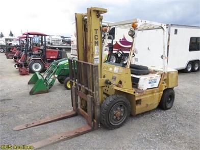 Tcm Fd30 Forklift Other Hasil Lelang 2 Listings Marketbook Web