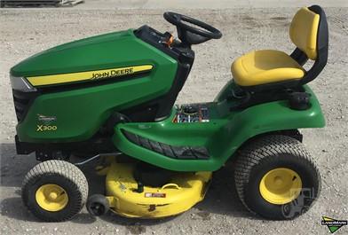 John Deere X300 For Sale In Nebraska - 7 Listings