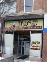 TJ'S COFFEE SHOP & LUNCH BAR