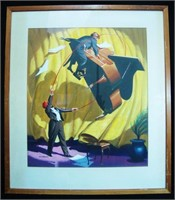Houdini's Birthday Auction