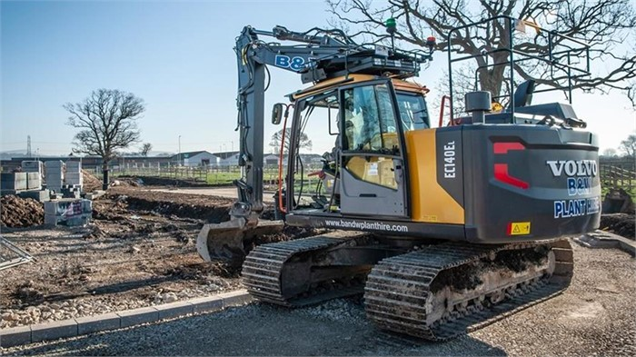 Lancashire-Based Plant Hire Company Purchases 14 New Volvo