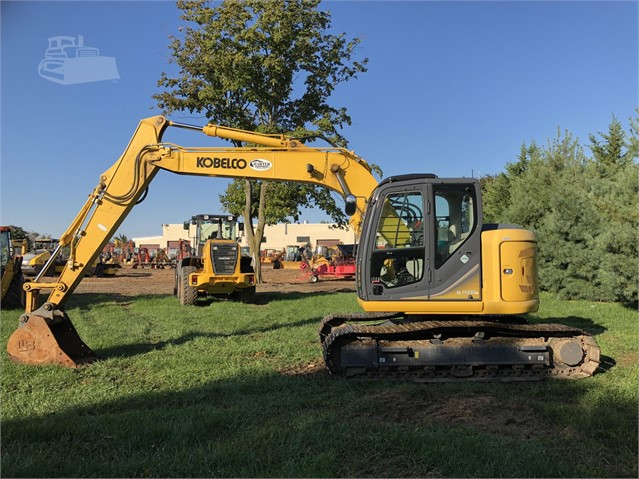 2015 KOBELCO SK140SR LC-3 For Sale In Millstone Township, New Jersey