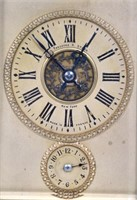 Hour Repeater Carriage Clock W/ Alarm