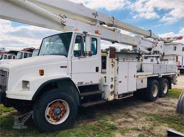 ALTEC AH100 Bucket Trucks / Service Trucks For Sale - 2
