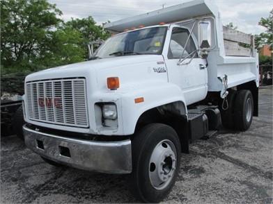 GMC TOPKICK C7500 Dump Trucks For Sale - 5 Listings