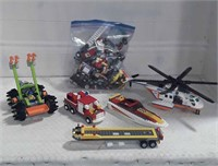 Legos Toys And Pieces