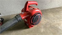 (qty - 2) Homelite Blower and Inoperable Blower-