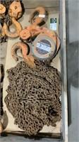 Harrington 5-Ton Chain Hoist-