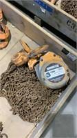 Harrington 3-Ton Chain Hoist-