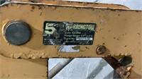 Harrington 5-Ton Beam Clamp-