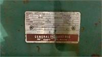 GE 40 HP Electric Motor-