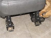 Chevrolet Silverado Crew Cab Back Seats-