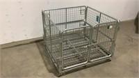 Metal Warehouse Basket-