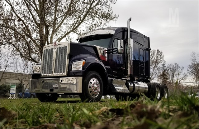 2020 Kenworth W990 For Sale In Lethbridge Alberta Canada Www