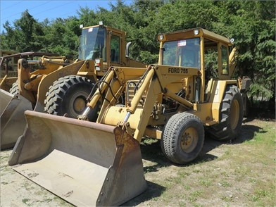 FORD 755 Auction Results - 5 Listings   MachineryTrader com