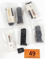 Lot of SCCY CPX Series Magazines 10 Rnd