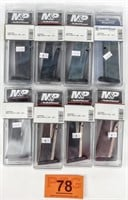 Lot of New Unopened M&P .45 by S&W 10RD Magazines