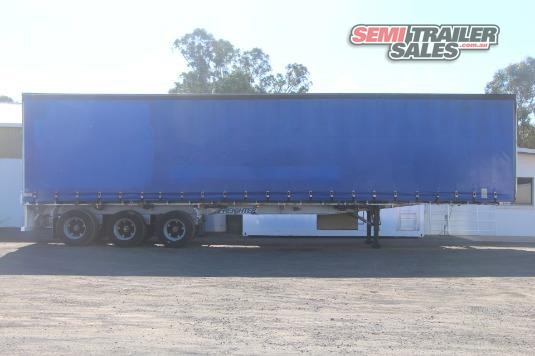 1997 Freighter 22 Pallet Curtainsider Semi Trailer Sales - Trailers for Sale