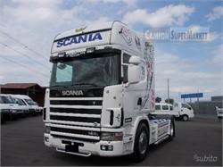 Scania R164.480  Usato