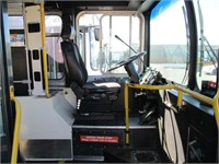 2001 New Flyer CNG40LF Transit Bus