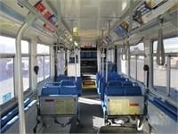 2001 New Flyer C40LF Transit Bus