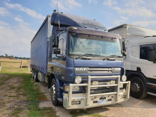 2007 DAF CF75.310 - Trucks for Sale