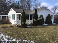 Real Estate Online Only Auction  Taylorville, IL