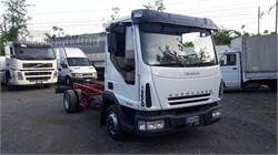 IVECO EUROCARGO 120E22  used