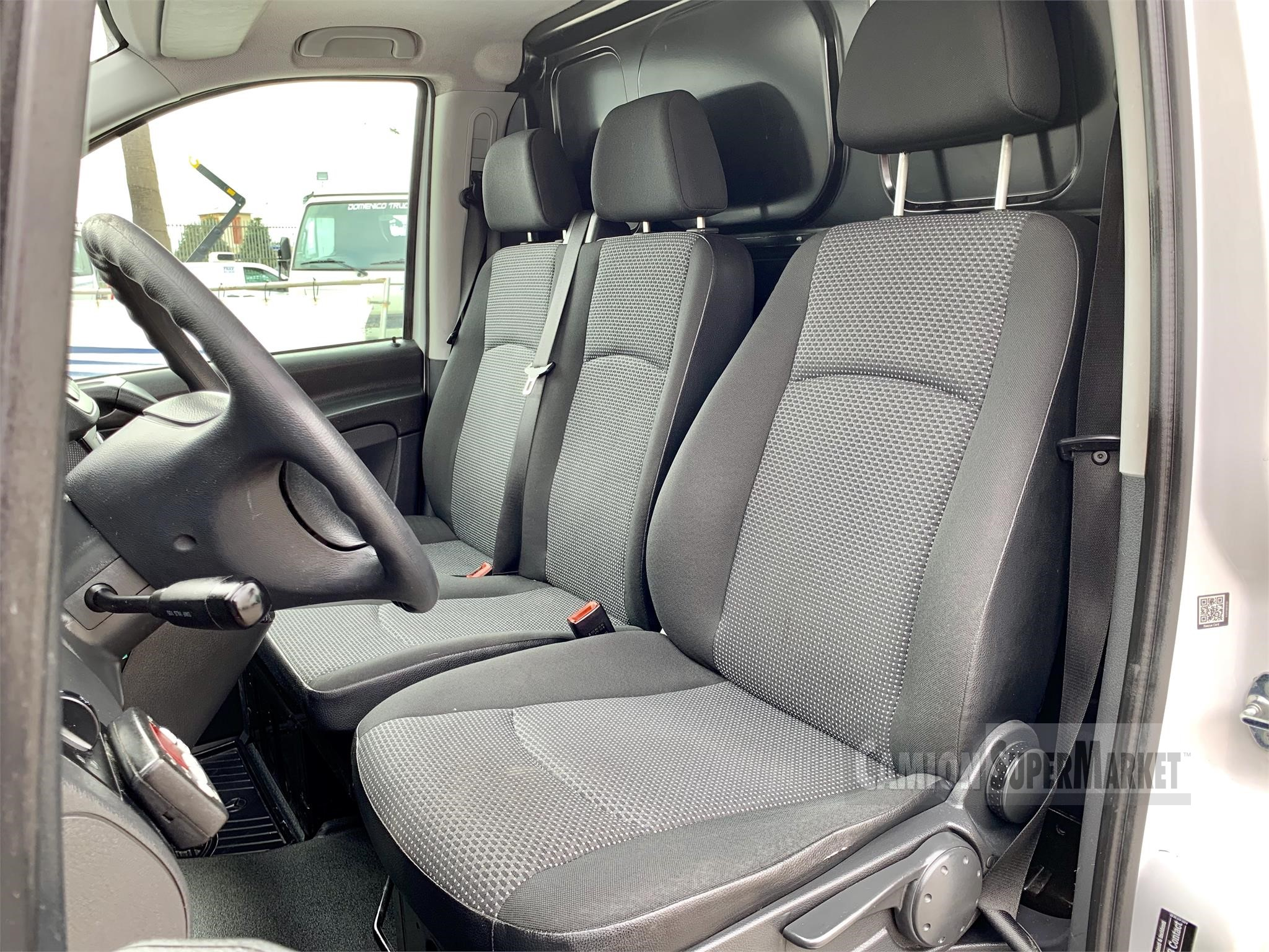 Mercedes-Benz VITO 113 Usato 2015