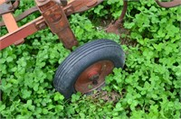 Kongskild 3PTH Cultivator 11ft, Depth Wheels