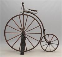 C. 1879-80 Otto Child's High Wheel Bicycle