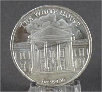 1oz. Silver Donald Trump 45th President Coin
