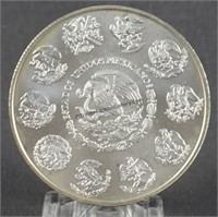 2012 Mexican Silver Libertad