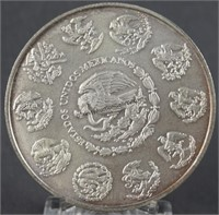 2013 Mexican Silver Libertad