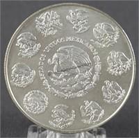 2014 Mexican Silver Libertad