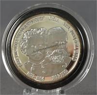 1oz. Silver Granbury Hood County Texas Coin