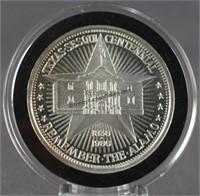 1986 Texas 1oz. Silver Sesquicentennial Coin