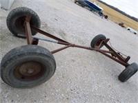 wagon running gears