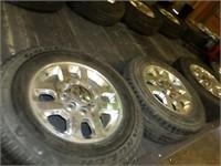 Chevy 8 bolt wheels
