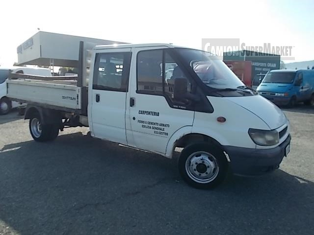 Ford TRANSIT used 2002