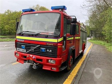 Used Fire Engines for sale in the United Kingdom | Truck