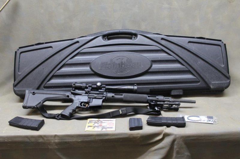 BUSHMASTER PREDATOR AR-15  223/5 56 RIFLE BFIT0380 | Smith Sales LLC
