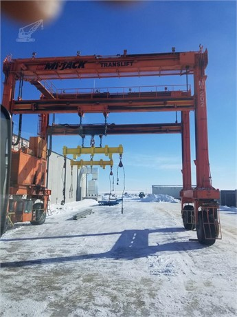 Gantry Cranes / Overhead Cranes For Sale - 39 Listings