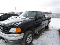 2004 FORD F150 201778,5