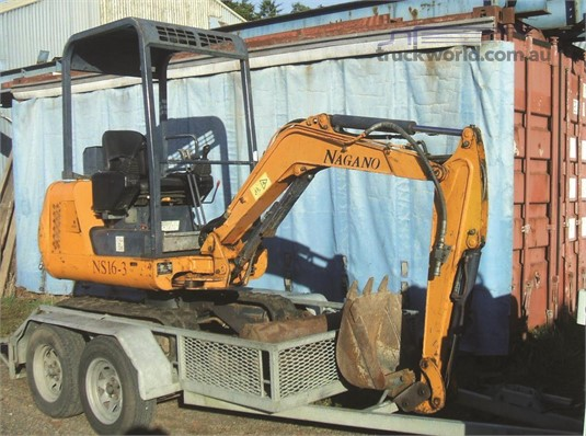 2008 Nagano other Heavy Machinery for Sale