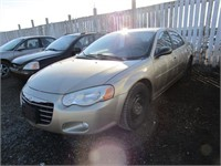 2004 CHRYSLER SEBRING 117415
