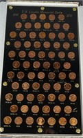 1959-1979 Lincoln Penny Unc. & Proof Set